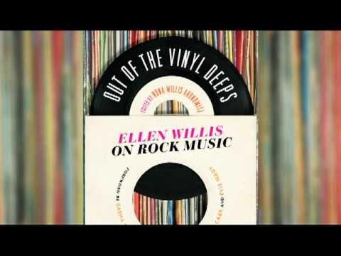 OUT OF THE VINYL DEEPS: Ellen Willis on Rock Music (book trailer)
