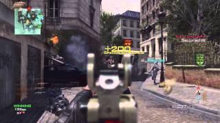 MW3: *SOLO* 80 SEC MOAB w/ 106 Kills Specialist on Resistance!