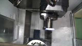 G7 5-Axis Grinding Machine for Aerospace Engine Components