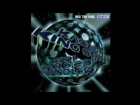"Kerri Chandler - Mix The Vibe: Kerri Chandler"" Koaz on King Street"""