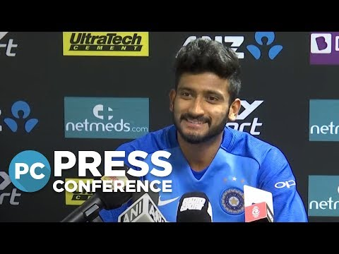 Ground size didn't allow us to bowl short balls - Khaleel Ahmed