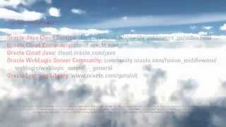 Deploy an application to your Oracle Java Cloud Service - SaaS Extension video thumbnail