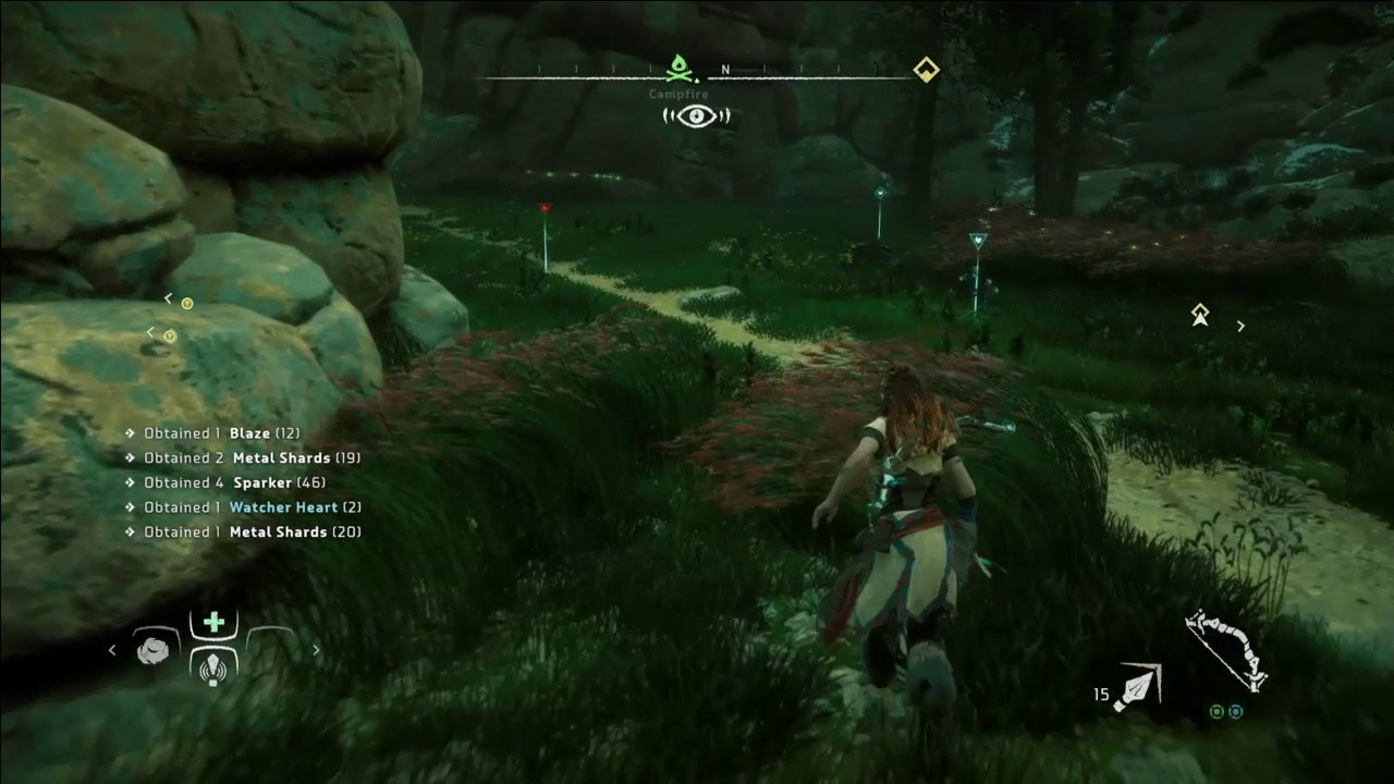 horizon zero dawn how to add spear mods