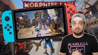 MORPHIES LAW for Nintendo Switch - Should You BUY It?   RGT 85