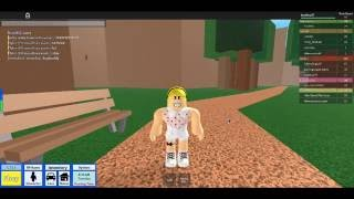How to get rid of your hair in Roblox High School- a requested video