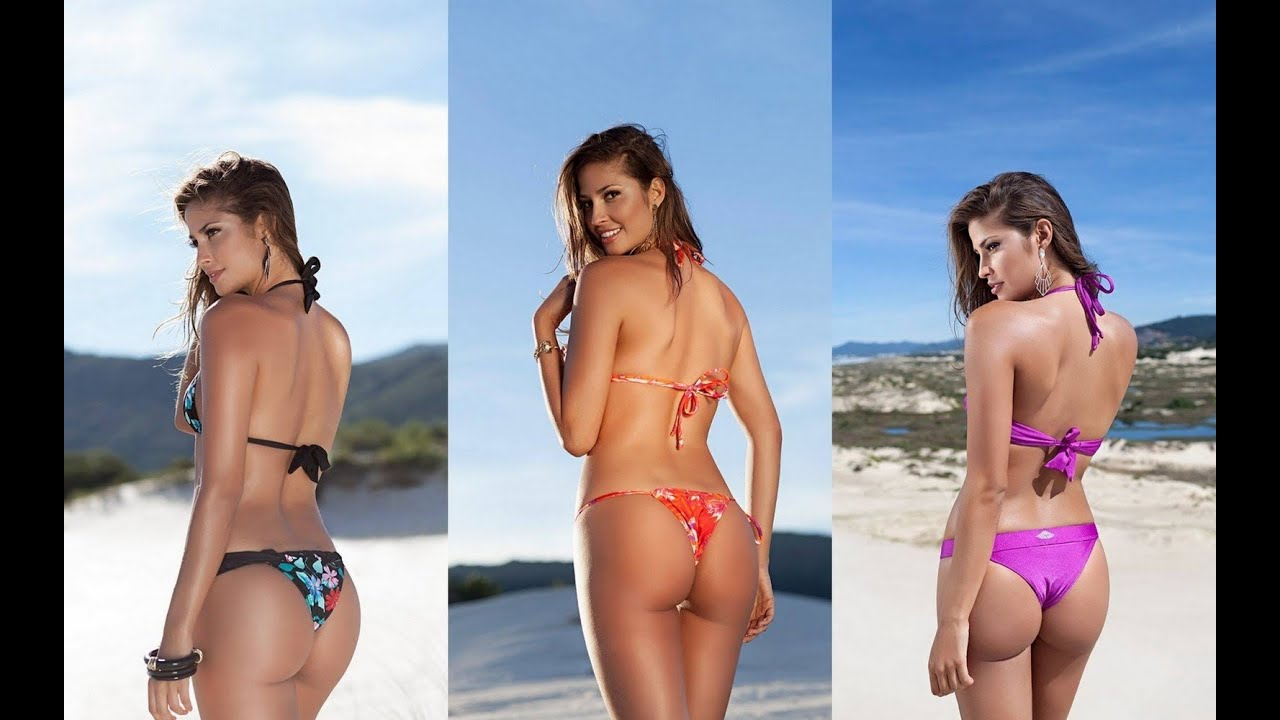 Ana Lucia Dominguez En Tanga isabela soncini unlocking her sexy body in swimwear - part1