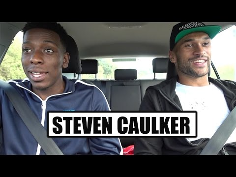 Carpool With Professional Footballer Steven Caulker|QPR Player