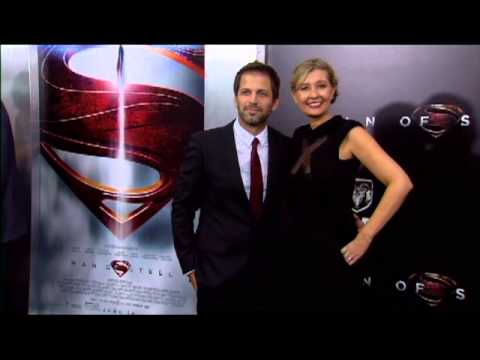 man of steel Henry Cavill, Kevin Costner, Amy Adams & more Red Carpet
