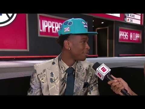 Shai Gilgeous-Alexander   Number 11 Overall Pick 2018 NBA Draft
