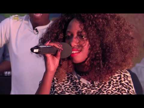 Gigi Lamayne performs Silly Little Girl: Liv Performances