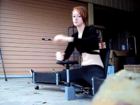 leg split machine