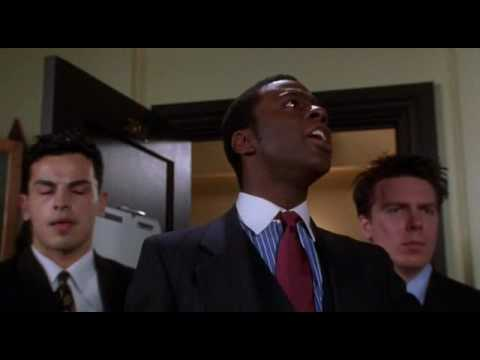 Black man in van wilder