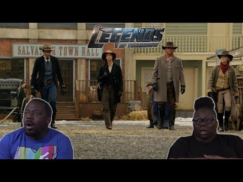 Legends of Tomorrow 3x18 REACTION & DISCUSSION {The Good, The Bad and The Cuddly}