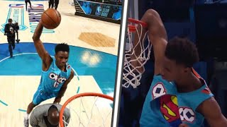 ALL DUNKS From the 2019 NBA Dunk Contest | All Star Weekend Highlights