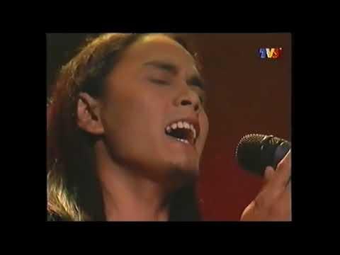 Giegiel & Waheeda - Mencari Separuh Akhir Muzik Muzik Balada 2004 LIVE