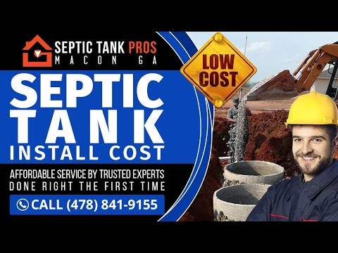 Septic Tank Replacement Cost in Tallmadge