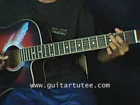 Everything (of Michael Buble, by www.guitartutee.com)