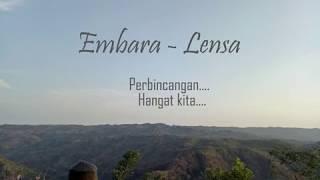 Embara - Lensa (Official Lirik Video)