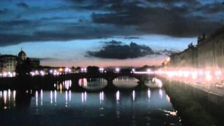 Florence Firenze Florenz at night, Tuscany, city views