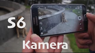 Samsung Galaxy S6 Kamera Özellikleri