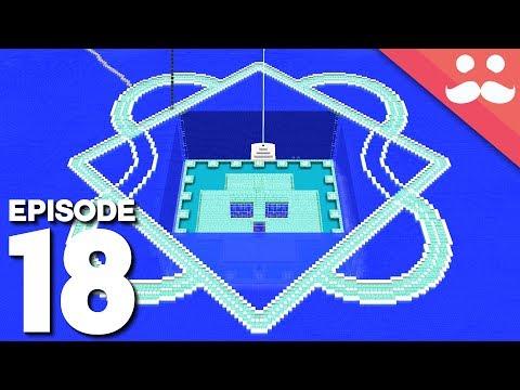 Hermitcraft 5: Episode 18 - MONUMENT BASE!