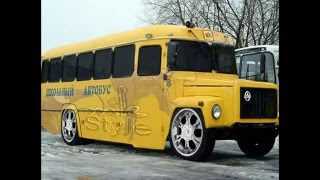 Тюнинг Автобусов
