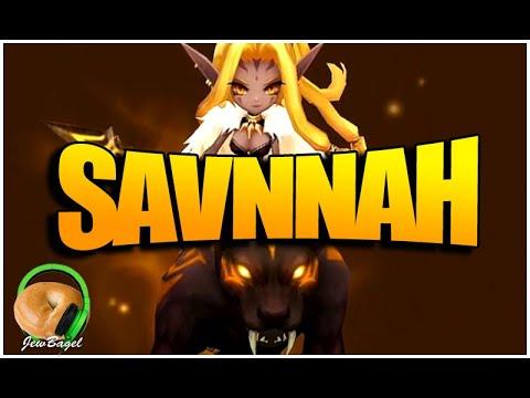 SAVANNAH the Wind Beast Rider! (Summoners War)