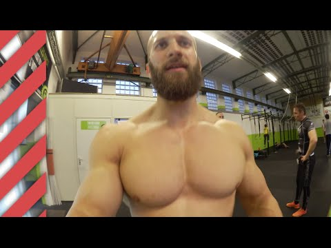 7 Min. Nahtod Training- Crossfit mit Patric Heizmann
