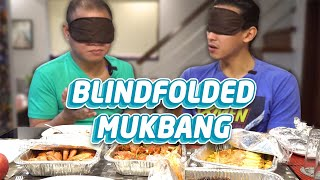 BLINDFOLDED SUBUAN: SEAFOOD MUKBANG + ASMR (FT. POOH THE COMEDIAN) | Enchong Dee