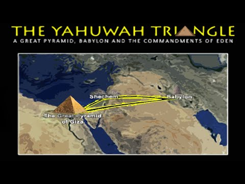 The Yahuwah Triangle (virtual conference) Part 1: A Great Pyramid