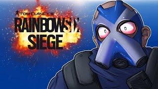 Rainbow Six: Siege - Survivor Victim! (Best team ever?)