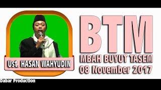 Live Ustad HASAN WAHYUDIN Unjungan Mbah BUYUT TASEM 8 November 2017