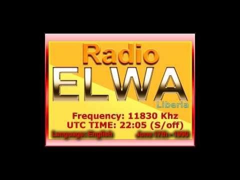 Radio ELWA Liberia 11830 KHz