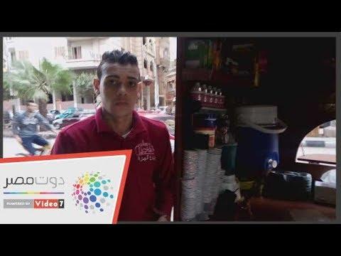 شاب يتحدى البطالة بـكافيه متحرك فى الشرقية  - 13:54-2019 / 2 / 1