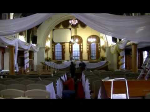How To Prepare A Public Hall Building For Wedding Functions