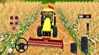 Heavy Duty Tractor Farming Tools 2019- Tractor Driver - Android GamePlay