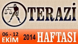 TERAZİ Burcu, HAFTALIK Astroloji Yorumu, 6-12 EKİM 2014