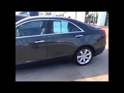 Gill Auto Group Madera >> Gill Auto Group Walkaround Video of 2014 Cadillac ATS - YouTube