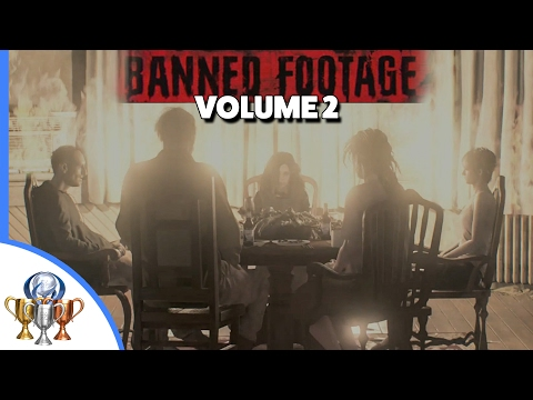 Resident Evil 7 Banned Footage Vol 2 DLC - Daughters, 21 & Jack