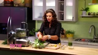 The Basil Grape & Fennel And Bok Choy Salad