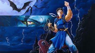 Castlevania: Rondo of Blood   PC-Engine   Rezension (Review / Test)   LowRez HD Arcade   deutsch