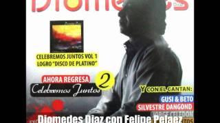 Diomedes Diaz & Felipe Pelaez - Sin Saber Que Me Espera