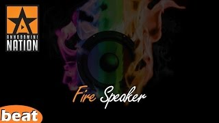 Hype rap beat - fire speaker