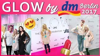 GLOWcon Berlin 2017 mit Dagi, Shirin David, Mrs Bella, Marvin Macnificent, Maren
