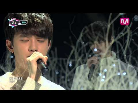EXO_12월의 기적 (Miracles in December by EXO@Mcountdown 2013.12.12)