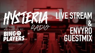 YouTube動画:Hysteria Radio - LIVE from the Bingo Basement
