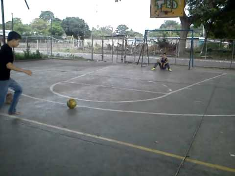 El peor penal cobrado - Guanare, Venezuela