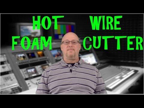 """How To Make A Hot Wire Foam Cutter W/ FREE 12"""" NICHROME"""