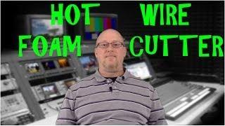 How to make a Hot Wire Foam Cutter w/ FREE 12
