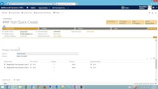 CRM 2013 Using Currency On An Opportunity
